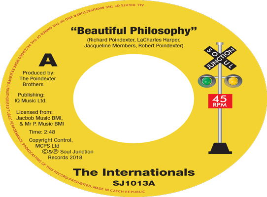 The Internationals - Beautiful Philosophy