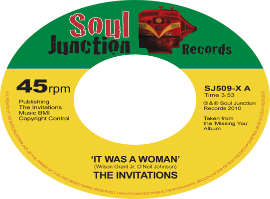 The Invitations - It Was A Woman