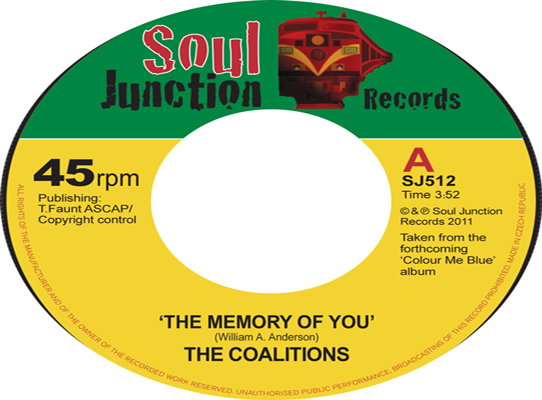 The Coalitions - The Memory Of You