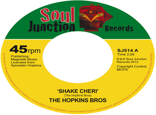 The Hopkins Brothers - Shake Cheri