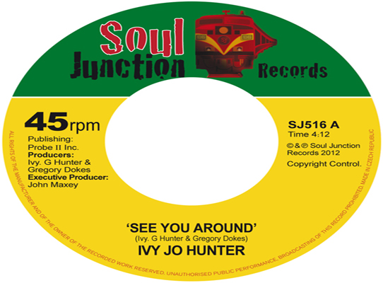 Ivy Jo Hunter - See You Around
