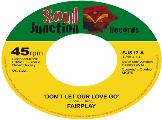 Fairplay - Don't Let Our Love Go