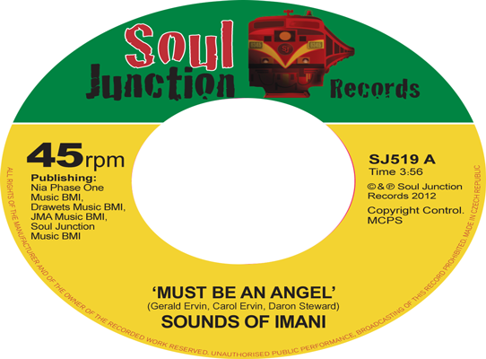 Sounds Of Imani - Must Be An Angel / It's Alright