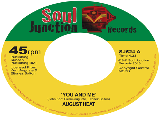 August Heat - You And Me