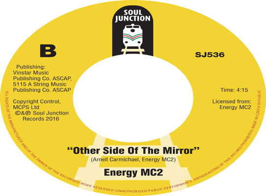 Energy MC2 - Other Side Of The Mirror
