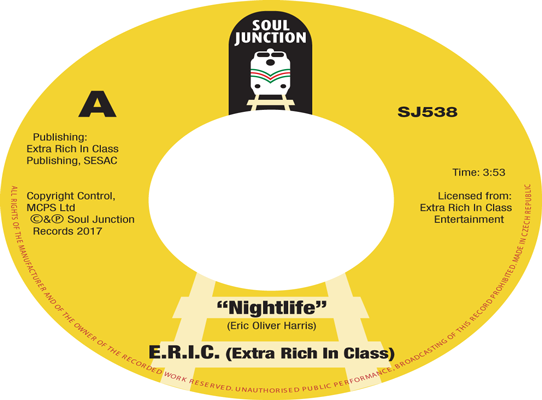 E.R.I.C (Extra Rich In Class) - Nightlife