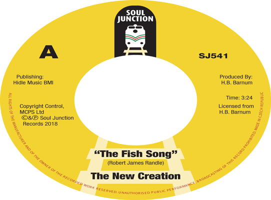 The New Creation - The Fish Song