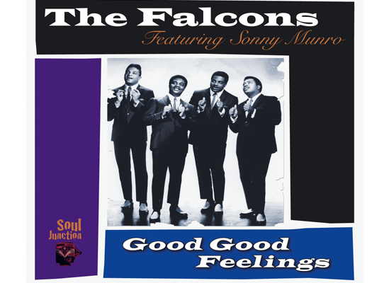 Falcons ft Sonny Munro - Goog Good Feelings
