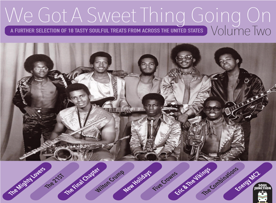 <strong>Various Artists - We Got A Sweet Thing Going On Volume 2</strong>