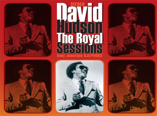 David Hudson - The Royal Sessions