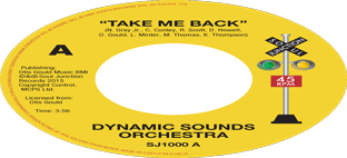 Dynamic Sounds Orchestra - Take Me Back
