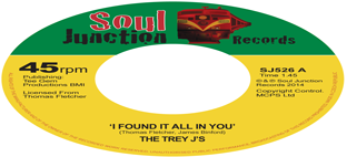 The Trey J's - I Found It All In You
