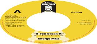 Energy MC2 - If You Break It