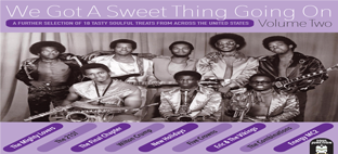 Various Artists - We Got A Sweet Thing Going On Volume 2